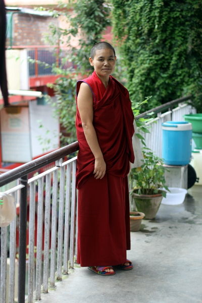 Ngawang: Story of a tibetan nun becoming a political refugee