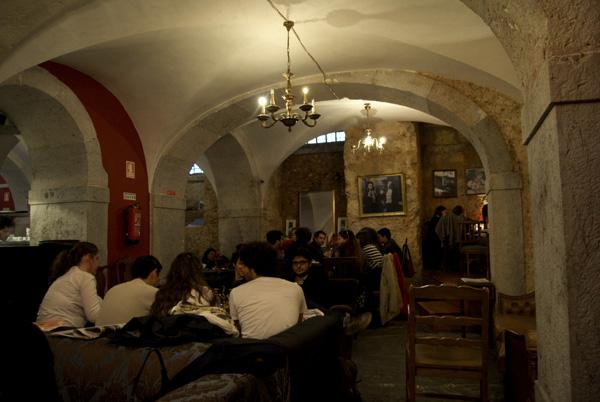 fab1 Lisbon: Sunday brunch