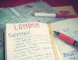 Travel prep: How to find and organize your personal hot spots for a city trip