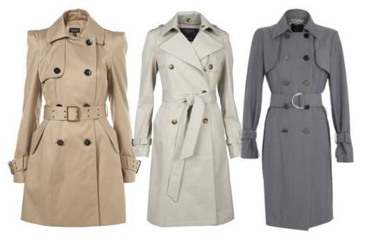 Packing Essentials: Trench Coat season is coming