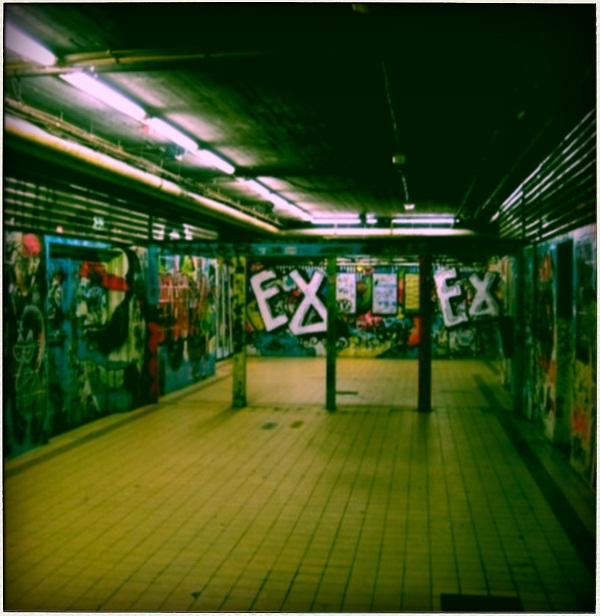 brussels5 pola1 Recyclart: a little bit of underground in Brussels