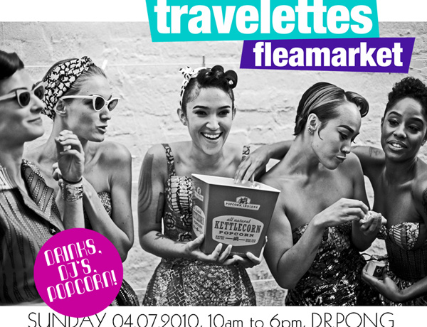 The Travelettes Fleamarket