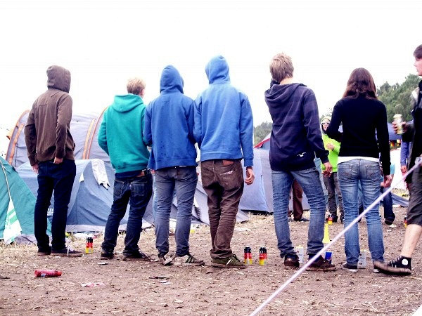 Bands, boys and beer: Hurricane Festival 2010