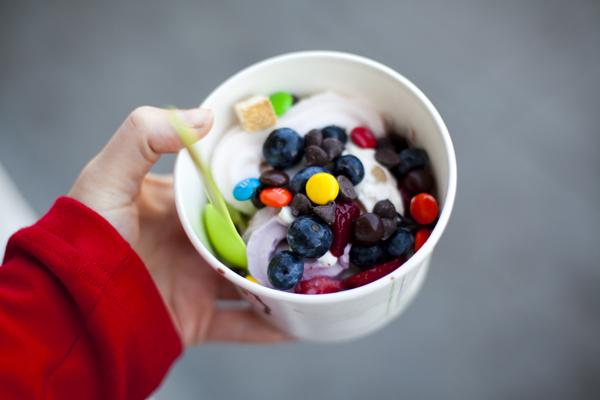 102 Ode to frozen yogurt