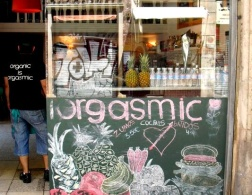 Restaurants we like: Orgasmic (Barcelona)
