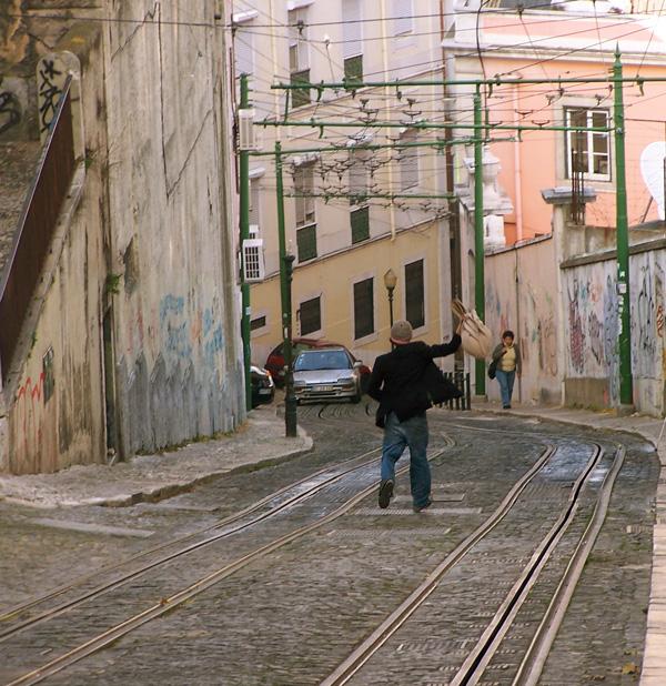 """saudades1 Lisbon, my city of """"saudades"""" or nostalgic longing"""