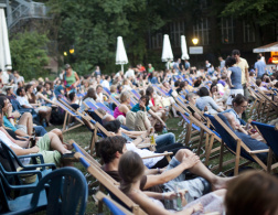Outdoor Cinemas in Berlin, Paris, London and New York