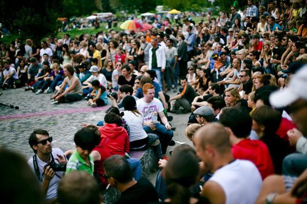 Sundays at Mauerpark - a Berlin institution