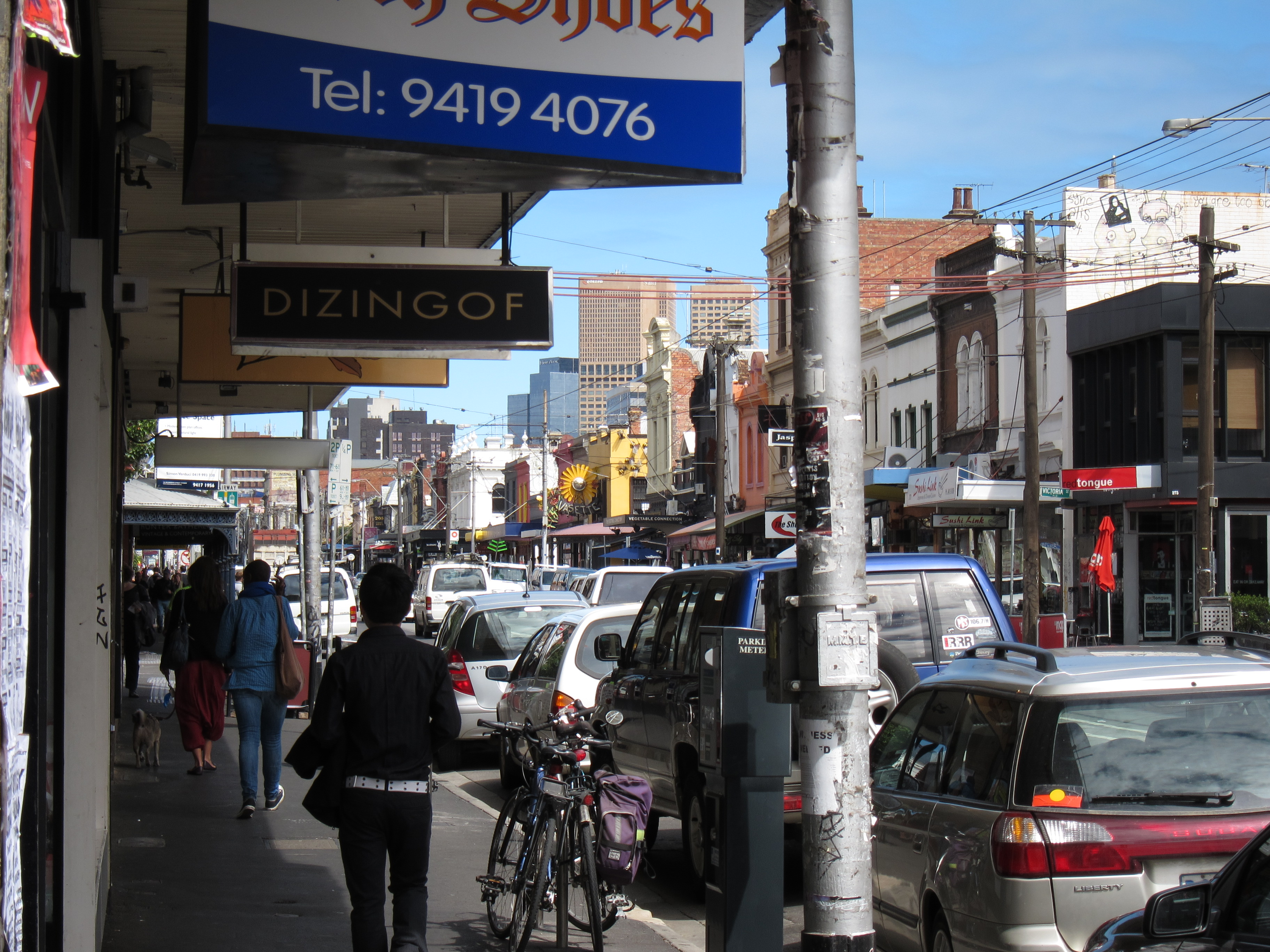 Born to love Melbourne