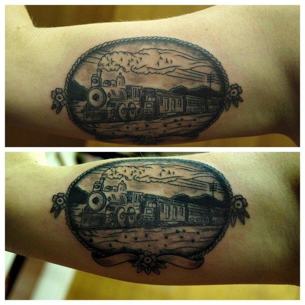 5456 1099174080022 1246747013 30247468 3827165 n On getting a tattoo ... in Prague