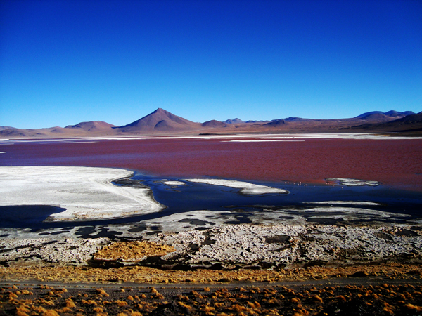 600 lago color Bolivia –  a visual journey