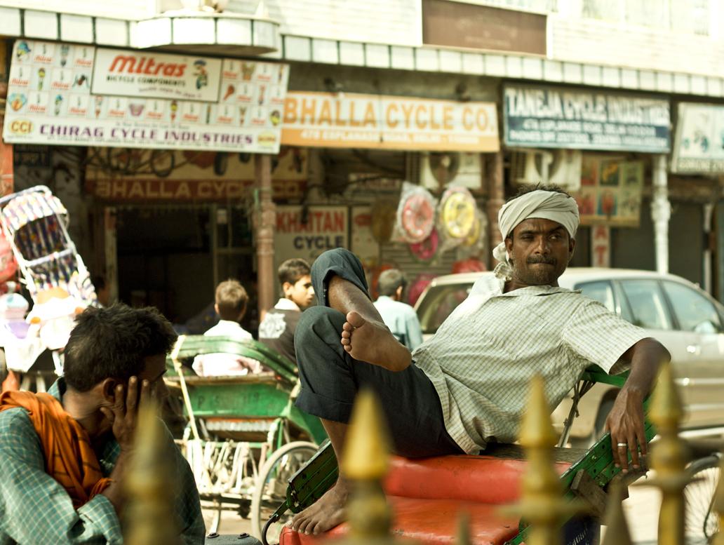 final09 India   Streetlife