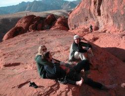 Rock Climbing in Las Vegas?