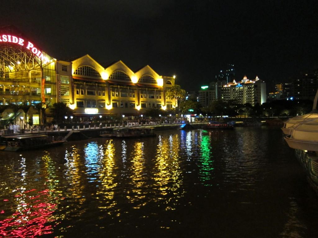 Clarkes Quay