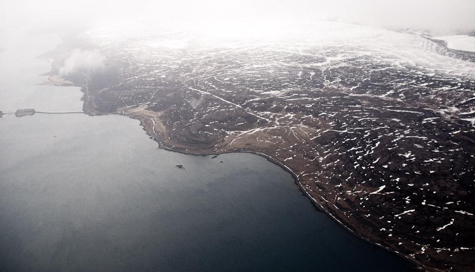 sonic iceland westfjords above Sonic Iceland
