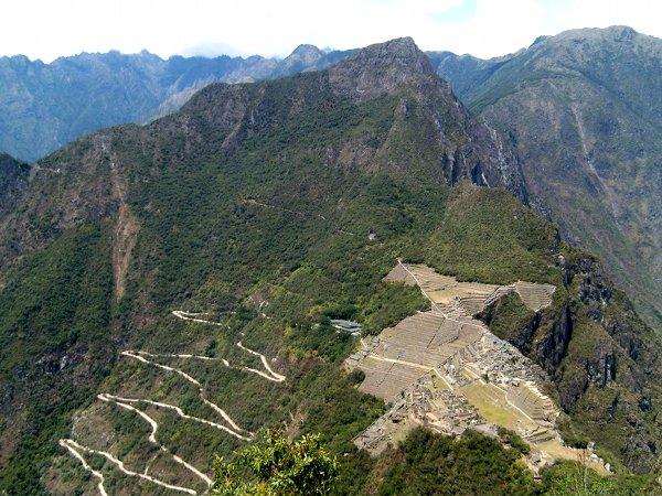 travel waynu Machu Picchu, Peru   Visiting One of the New Seven World Wonders