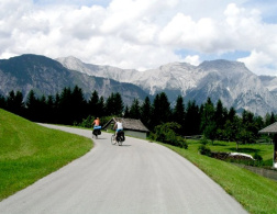 Cycling holidays in Europe