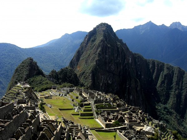 travelltes002 Machu Picchu, Peru   Visiting One of the New Seven World Wonders