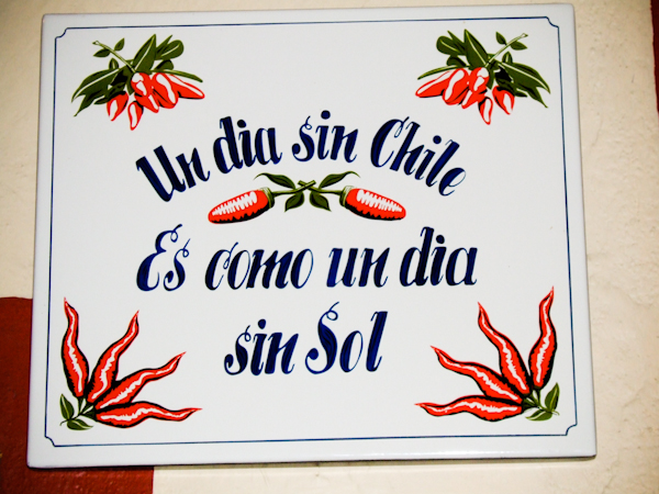 mexicanfood 2520 A day without chili is like a day without sun