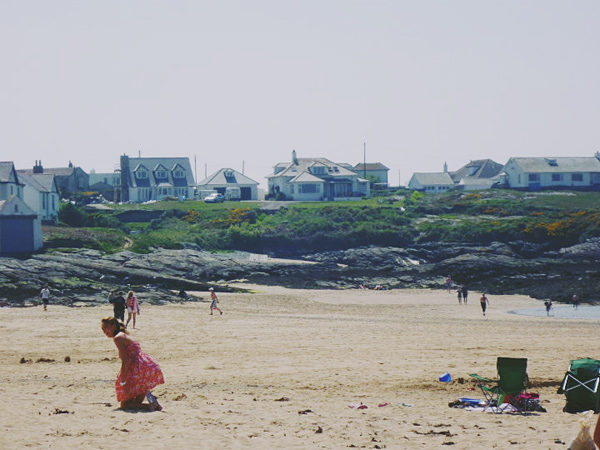 tbbeach Guest post by Michelle Belair: Beautiful Trearddur Bay