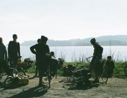 A Weekend Bike Trip up the California Coast