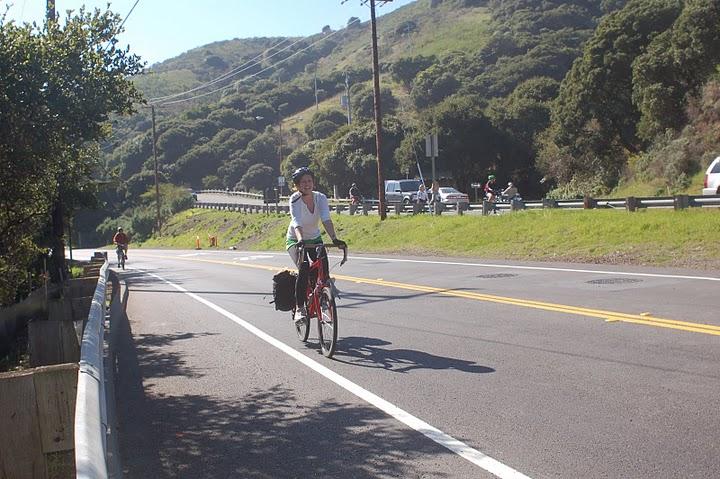 bikin1 A Weekend Bike Trip up the California Coast