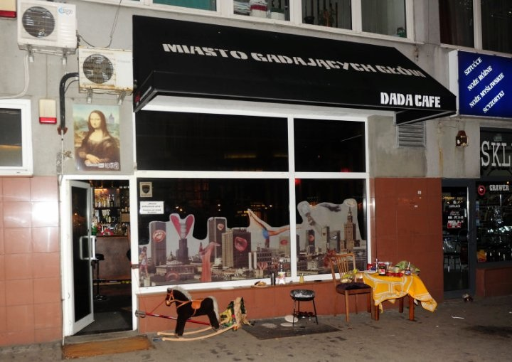 dada Warsaws best bar