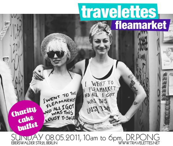 fleamarket mai The Travelettes Flea Market is back!