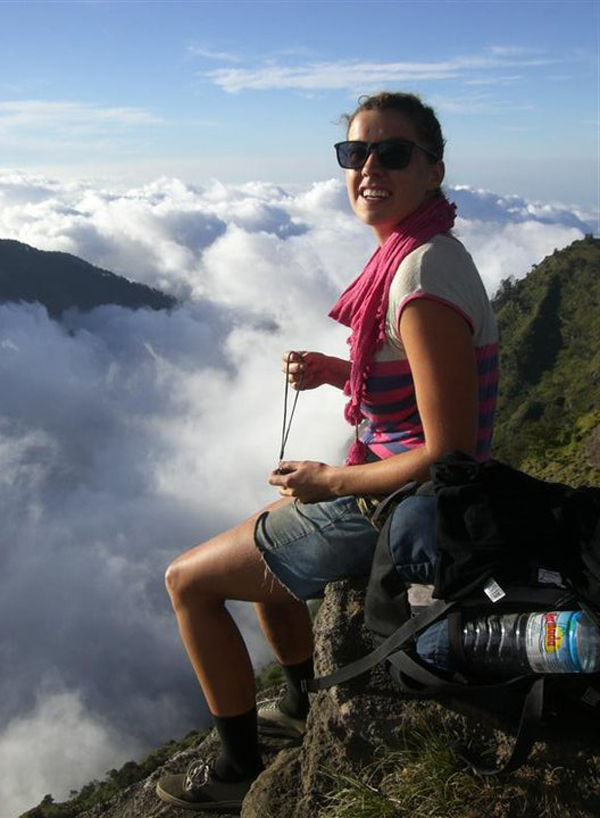 10 How to climb a volcano