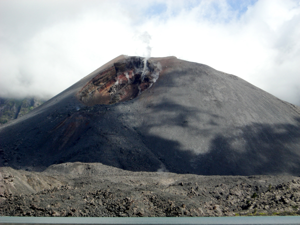 17 How to climb a volcano