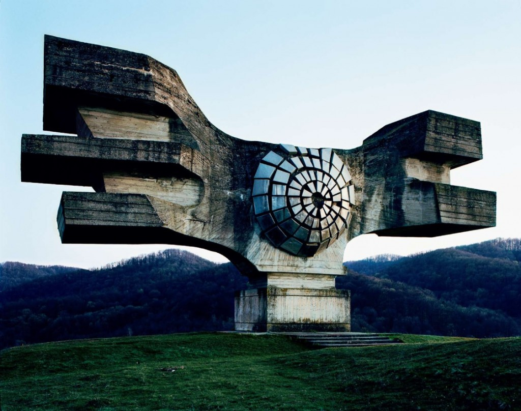 Spomenik 01 1024x808 Abandoned Futuristic Monuments from former Yugoslavia