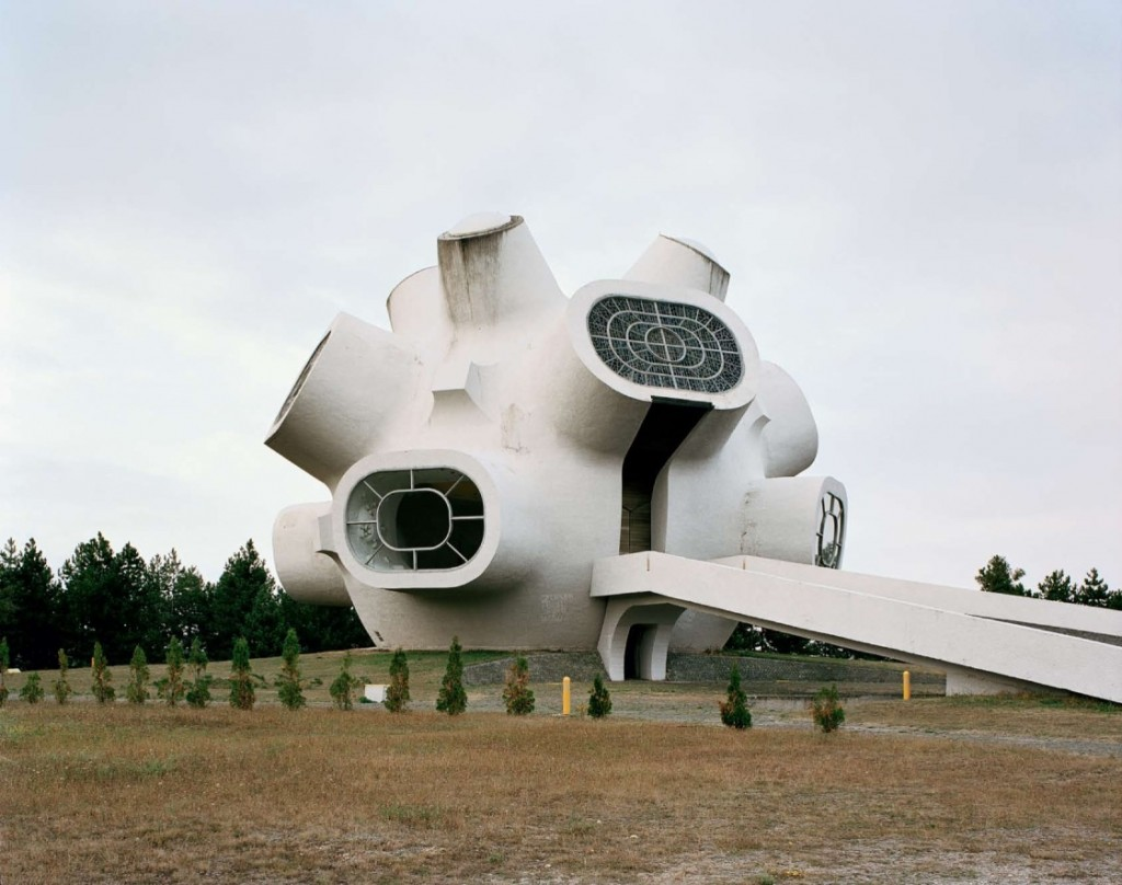 Spomenik 05 1024x808 Abandoned Futuristic Monuments from former Yugoslavia