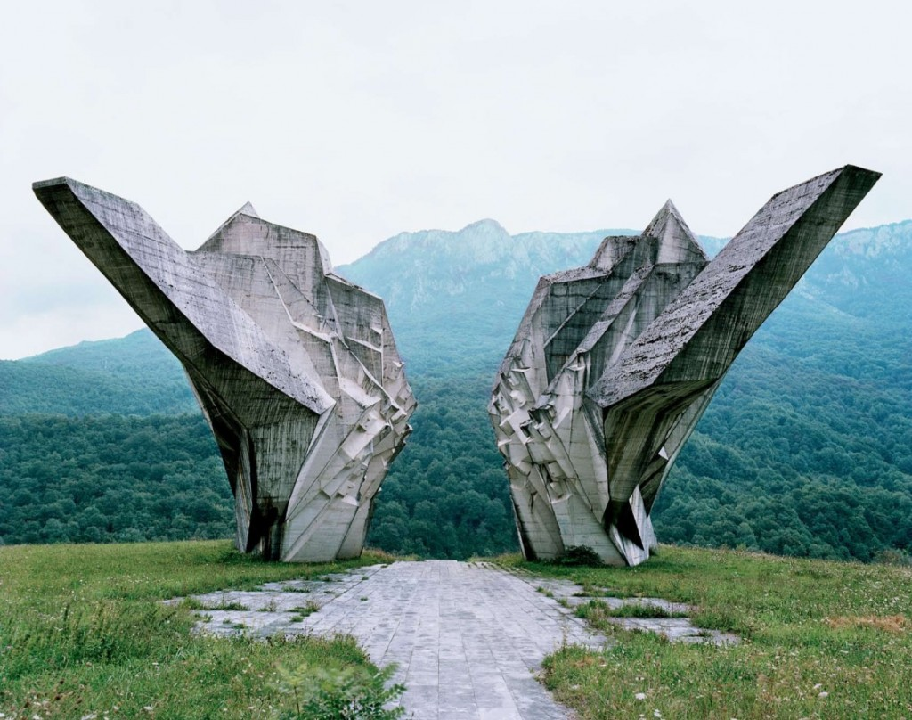 Spomenik 16 1024x808 Abandoned Futuristic Monuments from former Yugoslavia