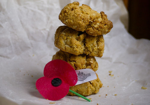 anzac biscuits Aussies speak Australian, NOT English