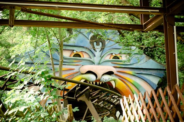 berlin wall spreepark 1195 Berlins urban legend   Spreepark
