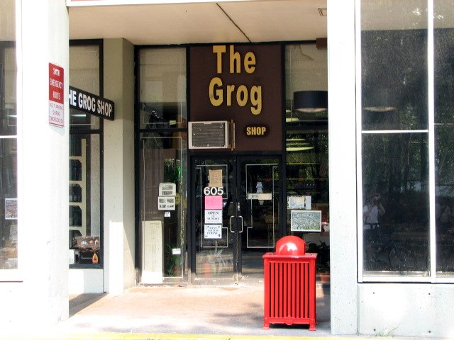 grog shop Aussies speak Australian, NOT English
