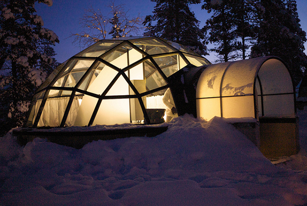 igloo hotel fotoyong Amazing Hotels   6 nights to remember