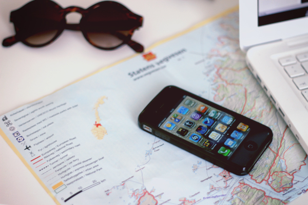 Get your iPhone ready for travelling
