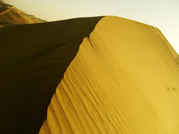 HUACA1 Sandboarding in the Desert