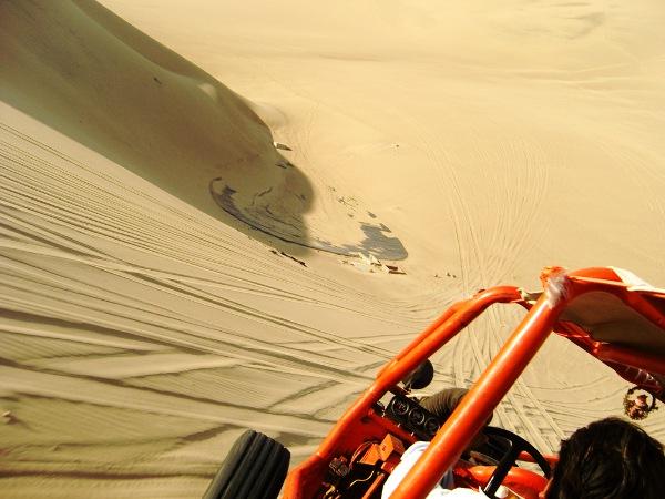 HUCA5 Sandboarding in the Desert