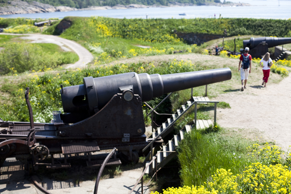 canons suomenlinna Suomenlinna   island magic outside Helsinki