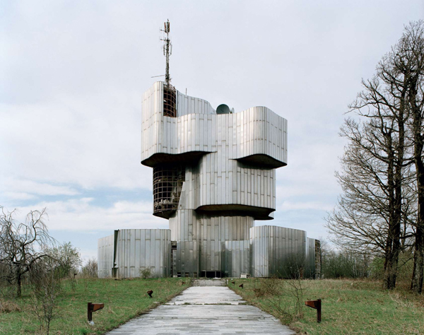 monuments yugoslavia Abandoned Futuristic Monuments from former Yugoslavia