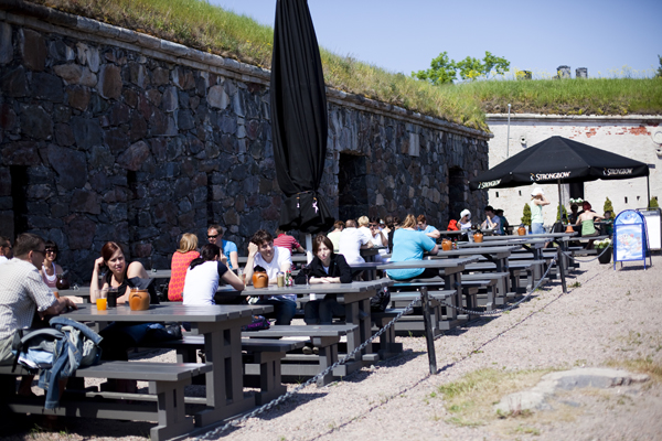 restaurant suomenlinna Suomenlinna   island magic outside Helsinki