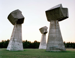 Abandoned Futuristic Monuments from former Yugoslavia