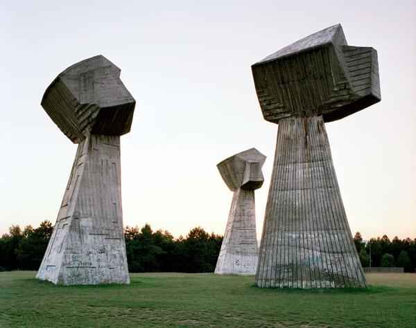 yugoslavia architecture Abandoned Futuristic Monuments from former Yugoslavia