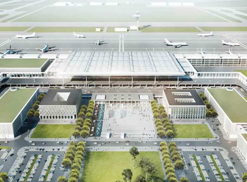 airport schoenefeld Become a Tester for Berlins new International Aiport