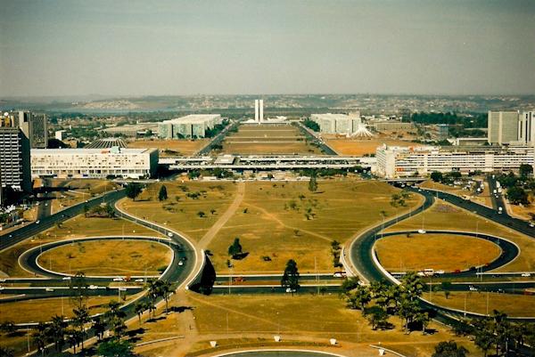 brasilia  Brasilia   a futuristic utopia