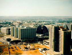 Brasilia - a futuristic utopia