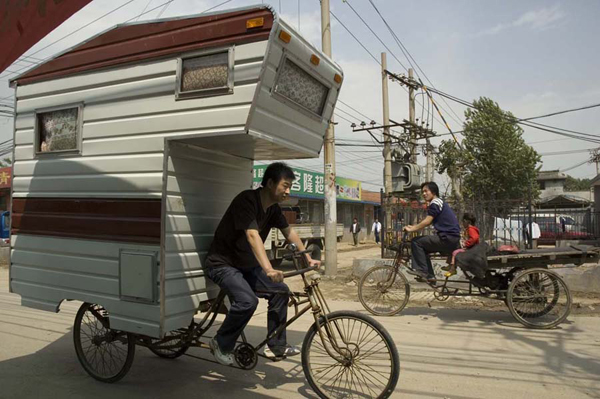camper bike china The Camper Bike