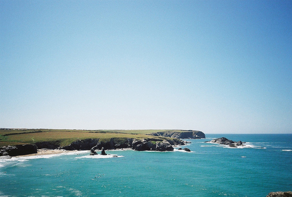 cornwall coast sea Road trip   Best of England in 12 days?